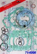 K & S KTM SX EXC 125 98-03 Full Complete Gasket Kit Set Motocross Enduro Gaskets